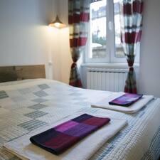 Apartman User Profile