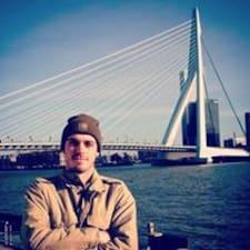 Profil utilisateur de Maarten