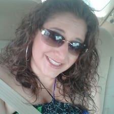 DeAnna felhasználói profilja