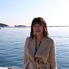 Perfil do usuário de Yoko