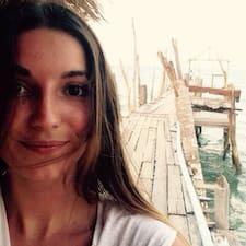 Profil utilisateur de Louisa