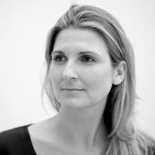 Katharina is the host.