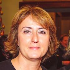 Maria Cristina est l'hôte.