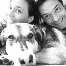Anna & Stefano felhasználói profilja