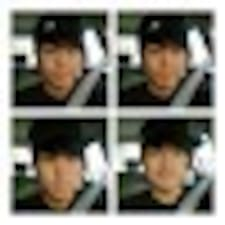 Profil Pengguna Calvin