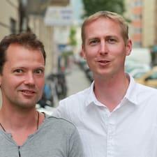 Markus & Christian User Profile