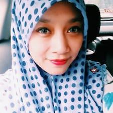 Profil Pengguna Nurfadhilah