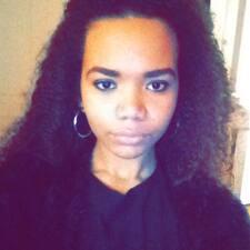 Profil utilisateur de Kelia