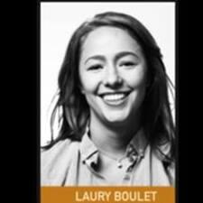 Användarprofil för Laury