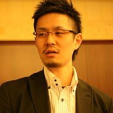 Gebruikersprofiel Takashi
