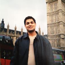 Användarprofil för Abhinav