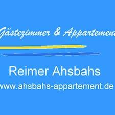 Reimer - Profil Użytkownika