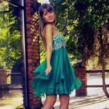 Profil utilisateur de Marishka