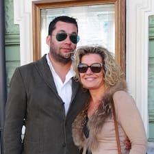 โพรไฟล์ผู้ใช้ Alexandre & Natalia
