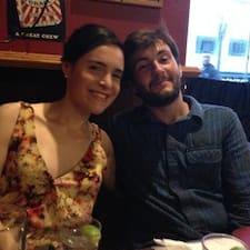 Brendan & Natalia felhasználói profilja