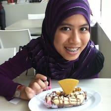 Nutzerprofil von Nurbahirah