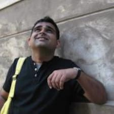 Profil utilisateur de Ravish Pravin