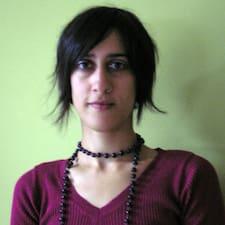 Profil utilisateur de Nadia
