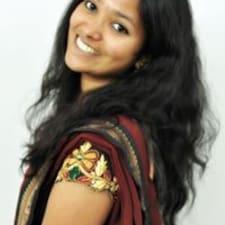 โพรไฟล์ผู้ใช้ Sree Priyanka