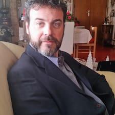 Henkilön Marco käyttäjäprofiili