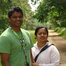 Shruthi User Profile