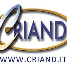 Criand Tour Operator User Profile