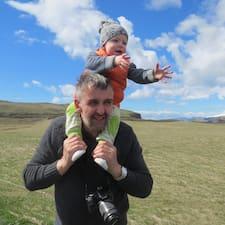 Profil utilisateur de Guðjón