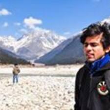 Profil Pengguna Abhijeet