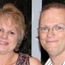 Mark & Sheryl felhasználói profilja