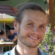 Gebruikersprofiel Christoph