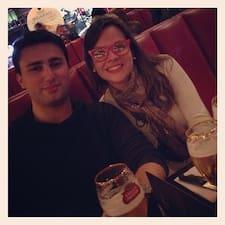 Joséphine & Mateus User Profile