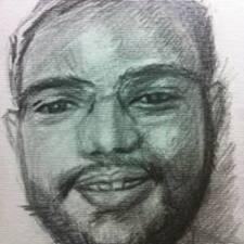 Mouad felhasználói profilja
