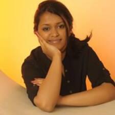 Abinaya User Profile