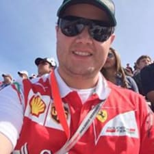 Juan Carlos felhasználói profilja