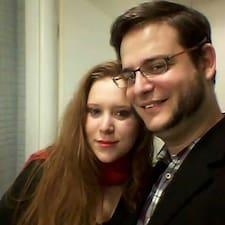 โพรไฟล์ผู้ใช้ Pauline & Arnaud