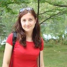 Profil utilisateur de Carmen-Madalina