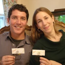 Sherri & Jonathan User Profile