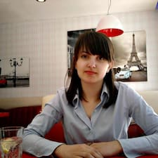 Suada felhasználói profilja