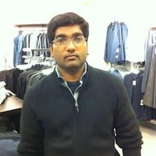 Subash的用戶個人資料