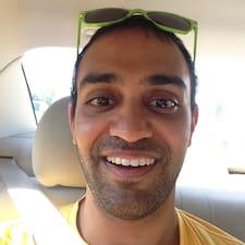Sachin的用戶個人資料