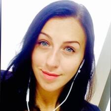 โพรไฟล์ผู้ใช้ Anastasiya