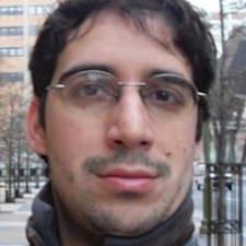 Vinicio - Uživatelský profil