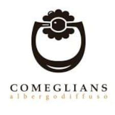Profil utilisateur de Albergo Diffuso Comeglians - Case V