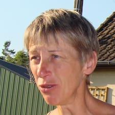Christele felhasználói profilja