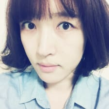 Profil utilisateur de Yoonjeong