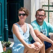Marinka & Marin is the host.