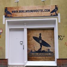 โพรไฟล์ผู้ใช้ BerlinSurfHostel