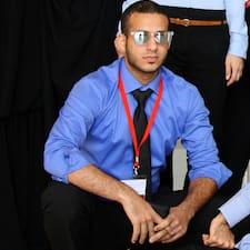 Användarprofil för Tarek