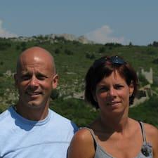 Profil utilisateur de Jean Marie & Julie