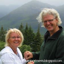 Gebruikersprofiel Linda And Paul